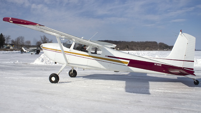 N783E - Cessna 180D Skywagon - Private