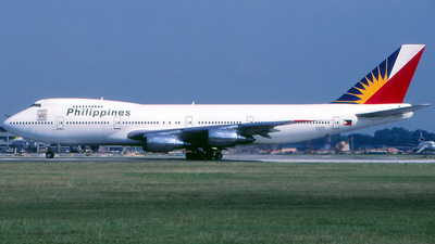 N742PR - Boeing 747-2F6B(SF) - Philippine Airlines