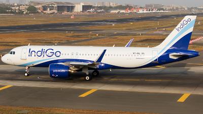 A picture of VTIVL - Airbus A320271N - IndiGo - © Aneesh Bapaye