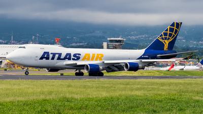 N499MC - Boeing 747-47UF(SCD) - Atlas Air