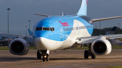 G-FDZE - Boeing 737-8K5 - Thomson Airways