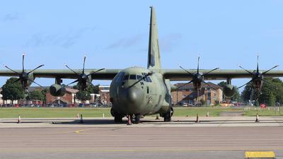 ZH871 - Lockheed Martin Hercules C.4 - United Kingdom - Royal Air Force (RAF)