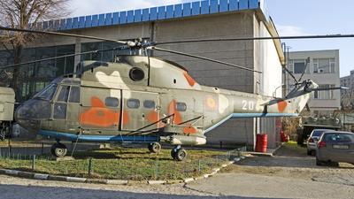 20 - IAR-330L Puma - Romania - Air Force