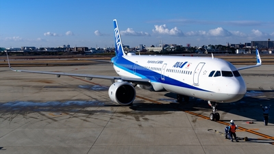 JA138A - Airbus A321-272N - All Nippon Airways (ANA)