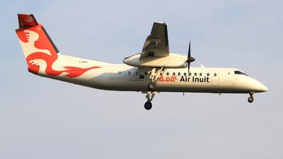 A picture of CGXAI - De Havilland Canada Dash 8300 - Air Inuit - © Guy Langlois