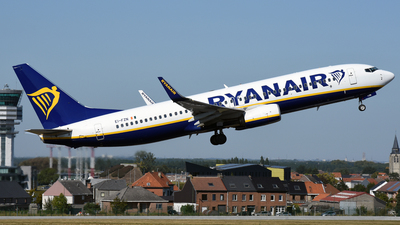 EI-FZN - Boeing 737-8AS - Ryanair