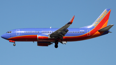 N611SW - Boeing 737-3H4 - Southwest Airlines