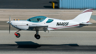 N4465F - CZAW SportCruiser - Private