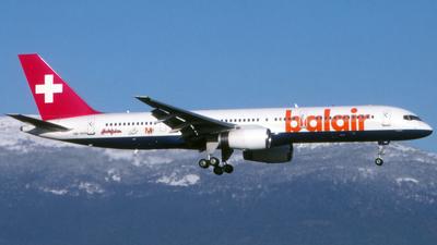 HB-IHS - Boeing 757-2G5 - Balair