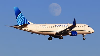 N608UX - Embraer 170-200LL - United Express (SkyWest Airlines)