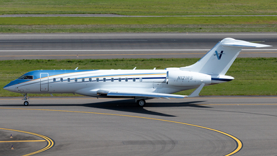 N121RS - Bombardier BD-700-1A10 Global Express XRS - Private
