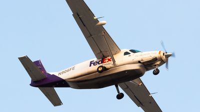 N906FE - Cessna 208B Super Cargomaster - FedEx