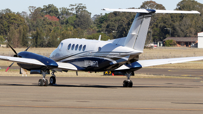 A picture of VHMRQ - Beech B200GT Super King Air - [BY167] - © Brenden