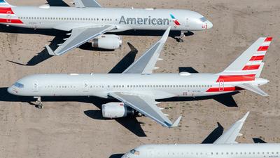 N173AN - Boeing 757-223 - Untitled