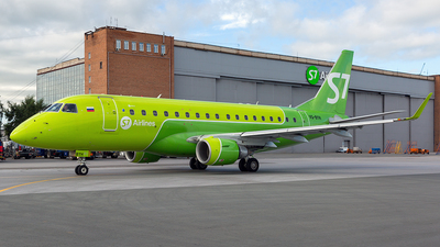 VQ-BYH - Embraer 170-100SU - S7 Airlines