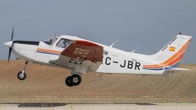 A picture of ECJBR - Piper PA28161 Warrior II -  - © Danitoele