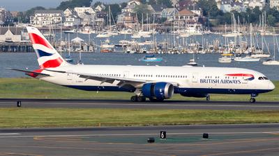 A picture of GZBKL - Boeing 7879 Dreamliner - British Airways - © HA-KLS