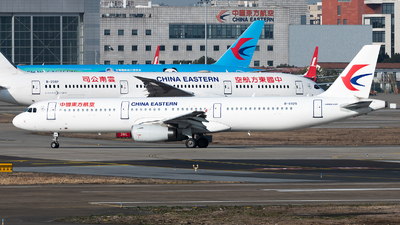 B-6925 - Airbus A321-231 - China Eastern Airlines