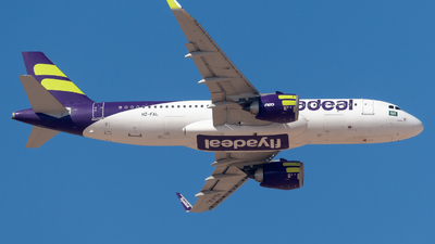 HZ-FAL - Airbus A320-251N - Flyadeal