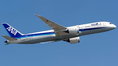 JA879A - Boeing 787-9 Dreamliner - All Nippon Airways (Air Japan)