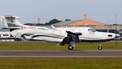 PR-CBJ - Pilatus PC-12/47E - Icon Aviation
