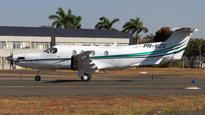 PR-VZE - Pilatus PC-12/47E - Private