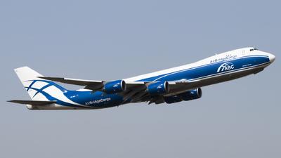VQ-BGZ - Boeing 747-8HVF - Air Bridge Cargo