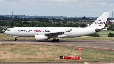 A picture of OOCMA - Airbus A330243F - Air Belgium - © Jean-Marie Hanon