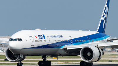 A picture of JA791A - Boeing 777381(ER) - All Nippon Airways - © Haocheng Fang