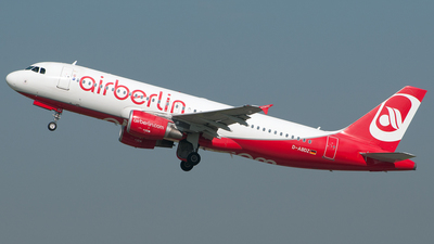 D-ABDZ - Airbus A320-214 - Air Berlin