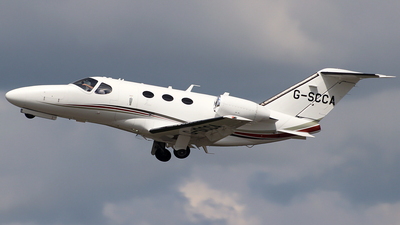 G-SCCA - Cessna 510 Citation Mustang - Private
