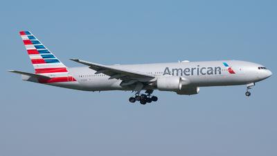N779AN - Boeing 777-223(ER) - American Airlines