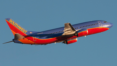 N693SW - Boeing 737-317 - Southwest Airlines