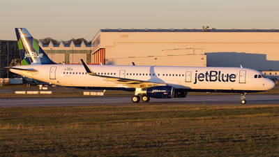 D-AVZB - Airbus A321-231 - jetBlue Airways