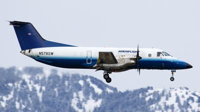 N578SW - Embraer EMB-120ER Brasília - Ameriflight