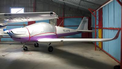 TC-UYS - Skyleader 600 - Private