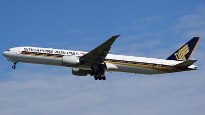9V-SNC - Boeing 777-312ER - Singapore Airlines