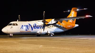 A picture of CGVGX - ATR 42320 - Air North - © Keeper1
