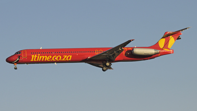 ZS-TRE - McDonnell Douglas MD-82 - 1Time Airline
