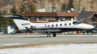 N400ZZ - Hawker Beechcraft 400A - Private