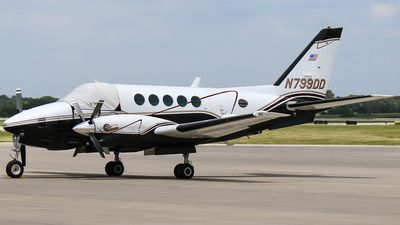 N799DD - Beechcraft A100 King Air - Private