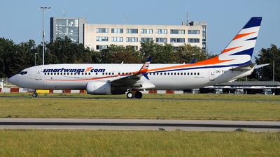 OK-TVV - Boeing 737-86N - Travel Service
