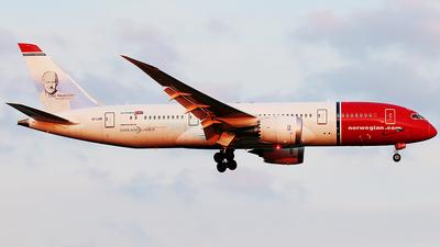 EI-LNB - Boeing 787-8 Dreamliner - Norwegian