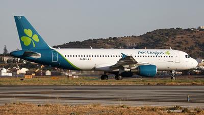 A picture of EIDES - Airbus A320214 - Aer Lingus - © Manuel Llama - Benalmadena Spotters