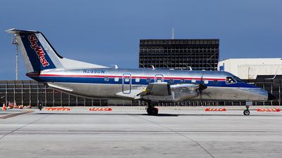 N299SW - Embraer EMB-120ER Brasília - SkyWest Airlines