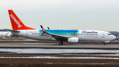 A picture of CGKVU - Boeing 73786N - [38025] - © Christopher M. Owens