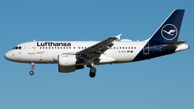 A picture of DAILE - Airbus A319114 - Lufthansa - © Vojtech Hecl