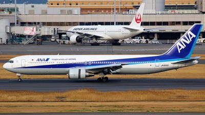 JA8322 - Boeing 767-381 - All Nippon Airways (ANA)