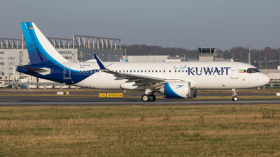 A picture of DAXAA - Airbus A320 - Airbus - © vwmatze