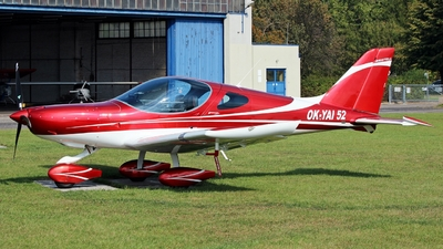 A picture of OKYAI52 - BRM Aero Bristell ELSA - [408] - © Bartosz Budzisz
